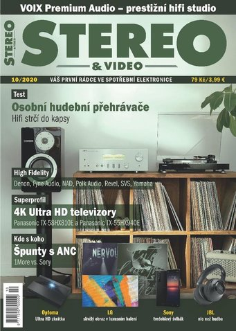 Stereo a Video