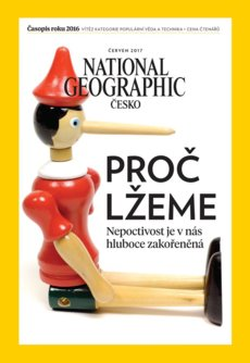 NATIONAL GEOGRAPHIC cz