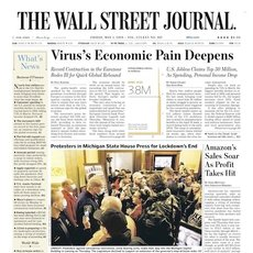 The wall street Journal po-pia